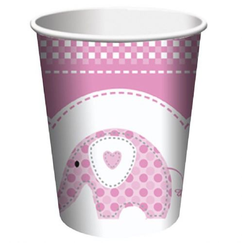 SWEET ELEPHANT PINK CUPS